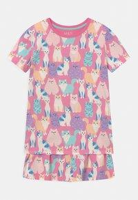 Marks & Spencer London - CAT SHORTIE - Pyjama set - multi-coloured - 0