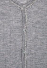 Joha - Pijama - hellgrau meliert - 2