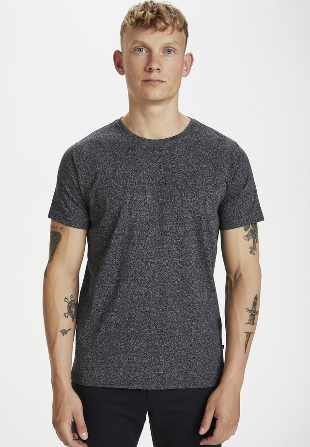 JERMANE SIRO - T-Shirt basic - black