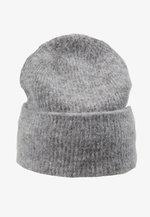NOR HAT - Bonnet - grey/dark grey