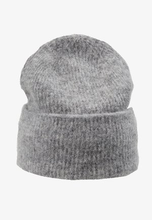 NOR HAT - Gorro - grey/dark grey