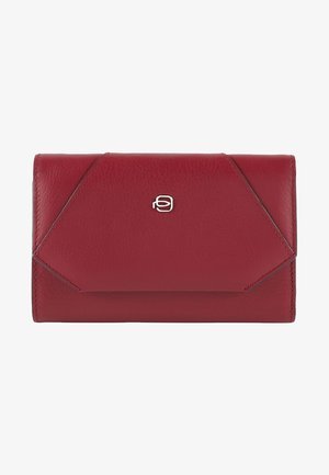 Wallet - burgundy