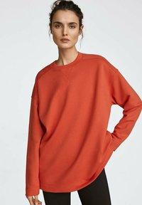 Massimo Dutti - Sweatshirt - red - 0