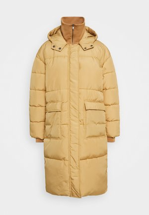 SRSIGNE PUFFER COAT - Winter coat - iced coffee