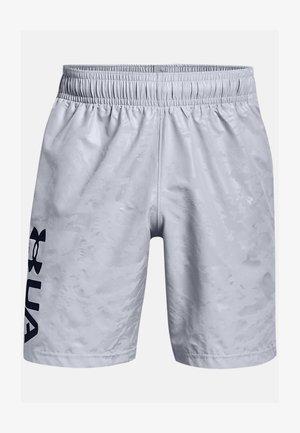 EMBOSS SHORTS - Sports shorts - mod gray