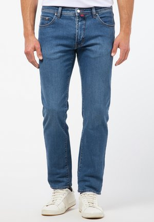 DEAUVILLE - Straight leg jeans - blue