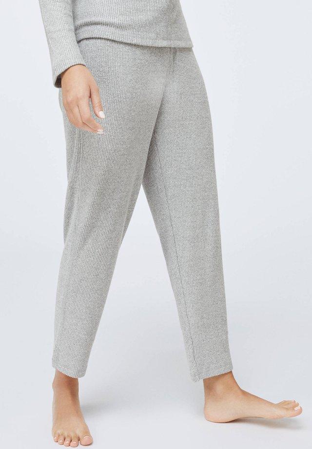 SOFT TOUCH - Pantaloni del pigiama - grey