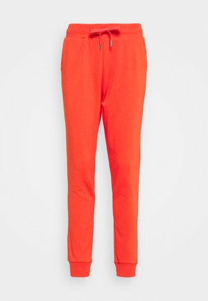 PANTALONI - Teplákové kalhoty - sangria