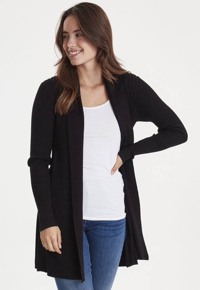 ZUBASIC - Gilet - black