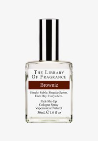 The Library of Fragrance - EAU DE COLOGNE - Eau de Cologne - brownie - 0