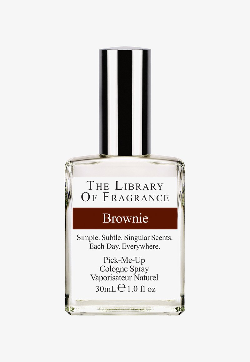 The Library of Fragrance - EAU DE COLOGNE - Eau de Cologne - brownie