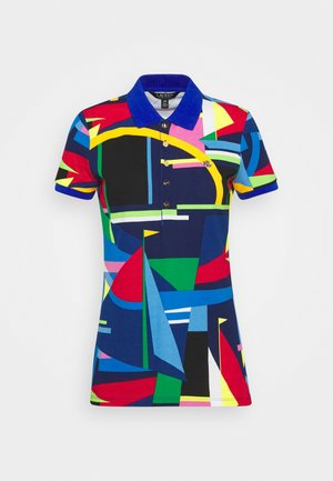 ATHLEISURE - Polotričko - blue/multi