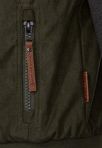 Naketano - Bomber Jacket - dark olive - 3