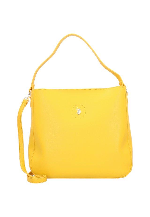 JONES SCHULTERTASCHE 33 CM - Handtas - yellow