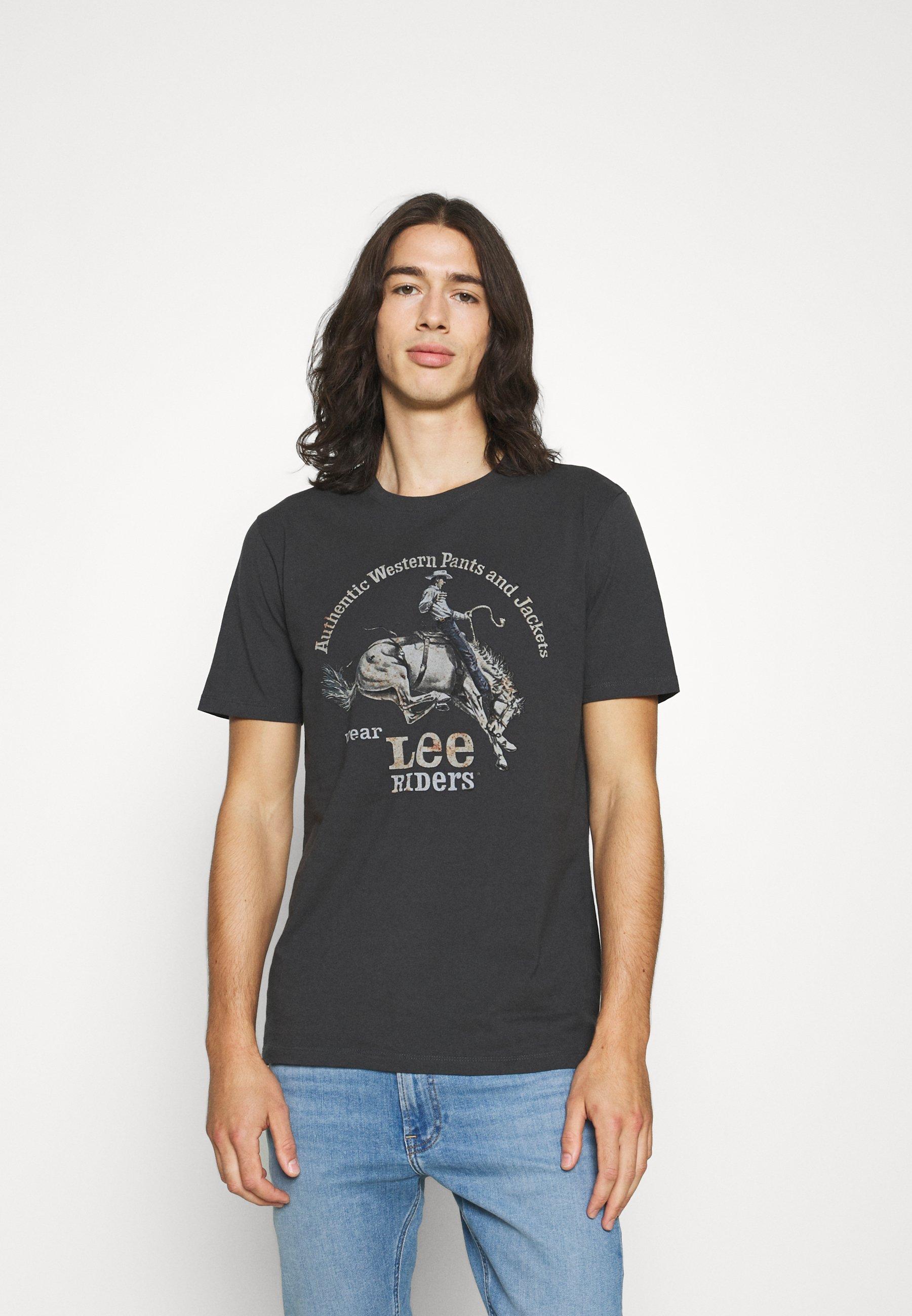Men RIDER TEE - Print T-shirt