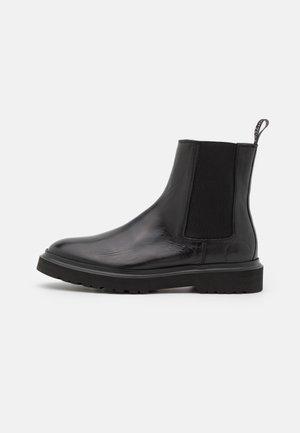 BRIGHTON - Classic ankle boots - black