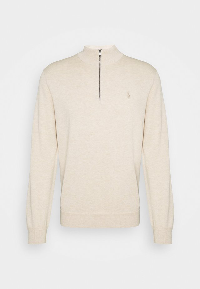 LONG SLEEVE - Maglione - almond heather