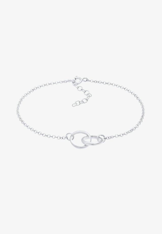 KREIS - Bracelet - silber