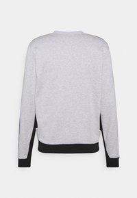 Lacoste Sport - TAPERED - Sweatshirt - silver chine/black - 7