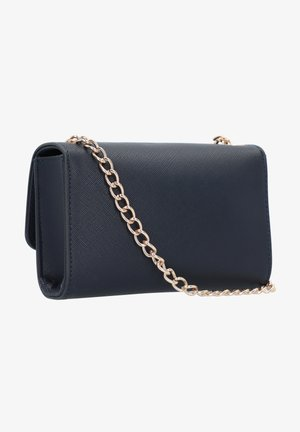 VALENTINO BY MARIO VALENTINO DIVINA MINI BAG UMHÄNGETASCHE 17 CM - Across body bag - navy