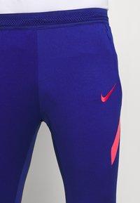 Nike Performance - FC BARCELONA DRY PANT - Klubbkläder - deep royal blue/fusion red - 4