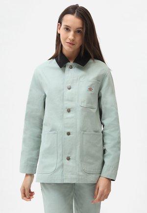 DICKIES DC CHORE  - Summer jacket - jadeite