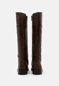 Pons Quintana - TERRY - Vysoká obuv - toffe - 3