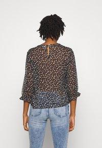 JDY - JDYPENELOPE - Long sleeved top - black - 2