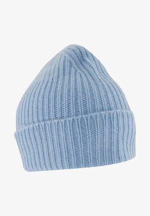 Beanie - smokey blue