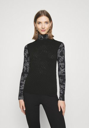 YASELSA - Jumper - black