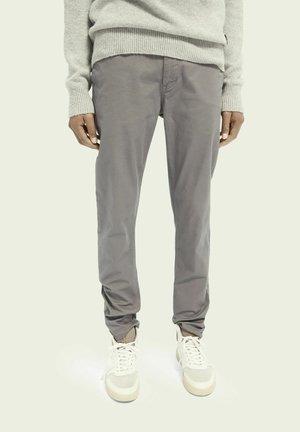 MOTT CLASSIC SLIM FIT - Chinos - grey