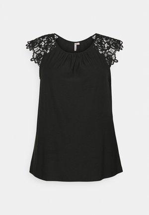 CARSILVA LIFE - Print T-shirt - black