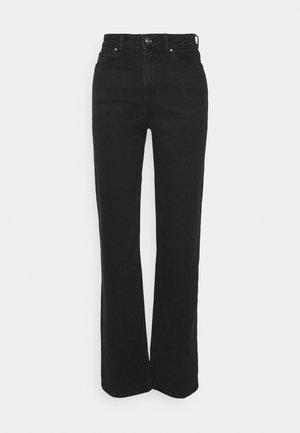 ONLMEGAN - Jeans straight leg - black denim