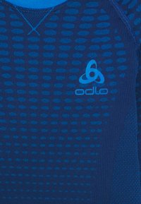 ODLO - CREW NECK PERFORMANCE WARM UNISEX - Undershirt - estate blue/directoire blue - 2