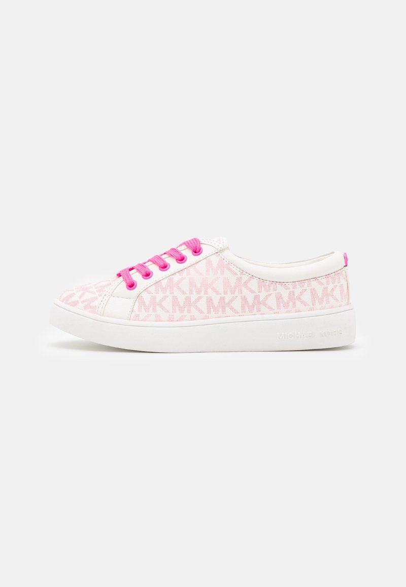 MICHAEL Michael Kors - JEM MIRACLE - Trainers - white/neon pink