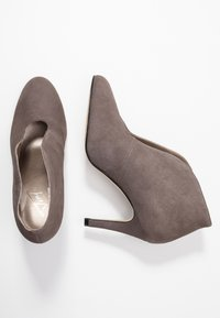 Toral Wide Fit - Ankle boots - light grey - 3