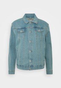 Solid - SDPEYTON - Denim jacket - light vintage blue denim - 4