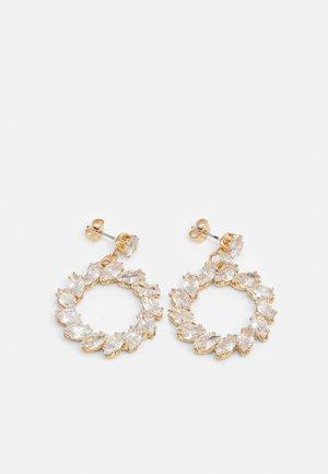 PCMATILDE EARRINGS - Earrings - gold-colored