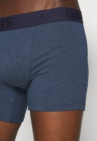Levi's® - MEN PREMIUM BRIEF 3 PACK - Panties - indigo - 3