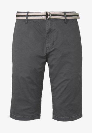 Shorts - black rhomb design