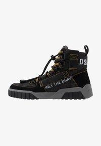 Diesel - S-RUA MID SP - Sneakers high - black - 0