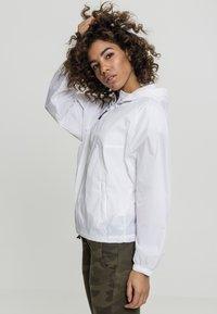 Urban Classics - Summer jacket - white - 2
