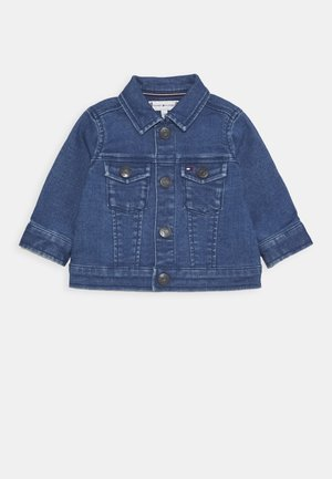 BABY FLAG JACKET - Veste en jean - denim