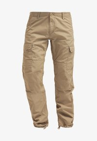 AVIATION PANT COLUMBIA - Cargo trousers - khaki/light brown