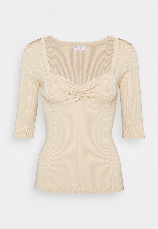 MINILI - T-shirt - bas - beige