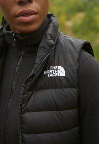 The North Face - ACONCAGUA VEST - Waistcoat - black - 2