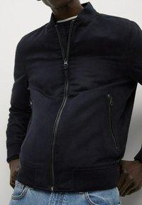 Mango - Light jacket - dunkles marineblau - 3