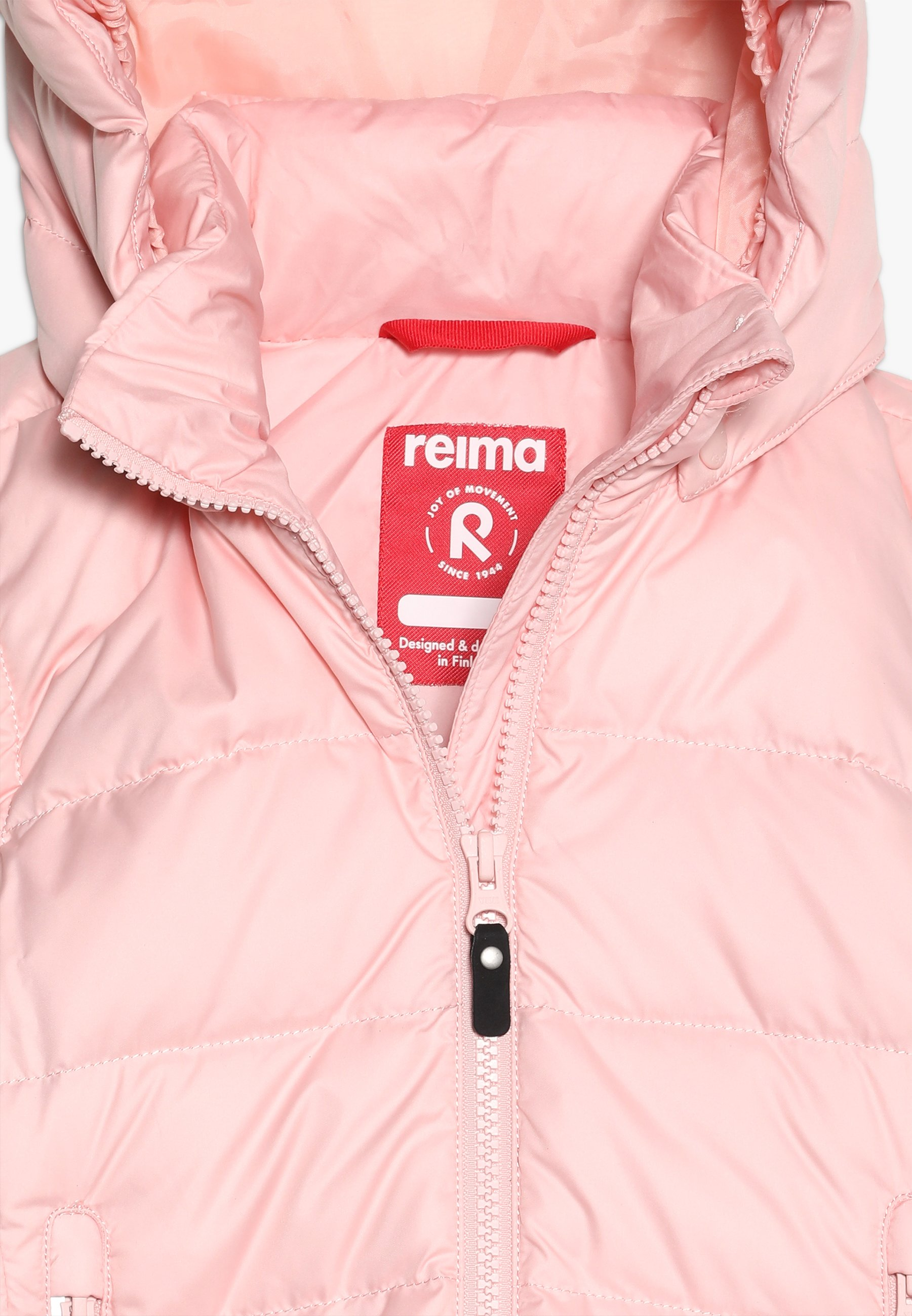 Reima MINNA 2IN1 Dunjakke powder pinkrosa Zalando.no