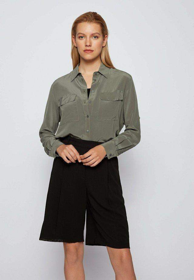 BIVENTI - Camicia - dark green
