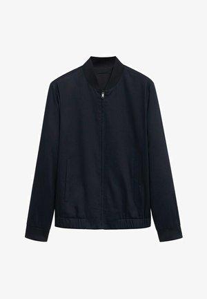 Bomber Jacket - dunkles marineblau